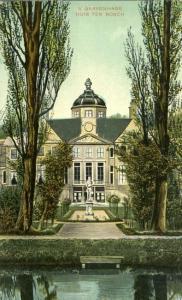 Huis Ten Bosch - Royal Palace - Gravenhage, Netherlands - DB