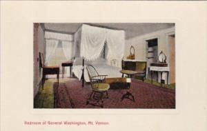 Virginia Mount Vernon Bedroom Of General Washiongton