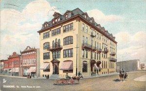 LPS68 Roanoke Virginia Hotel Ponce de Leon Postcard