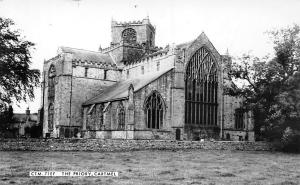 England, Cumbria, Cartmel The Priory, Frith's Series