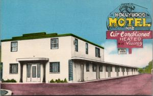 Niagara Falls ON~Art Deco Hollywood Motel~Hot AND Cold Water w/All Rooms~Lessey
