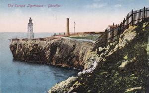 GIBRALTAR, 00-10s ; The Europa Lighthouse