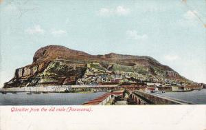 Panorama, Gibraltar From The Old Mole, GIBRALTAR, 1900-1910s