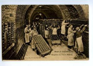 171870 FRANCE Champagne Vin Moet et Chandon ADVERTISING
