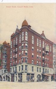 Iowa Council Bluffs The Grand Hotel