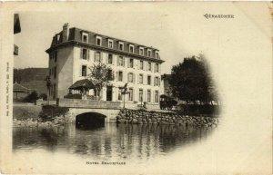 CPA GÉRARDMER Hotel Beaurivage (402477)