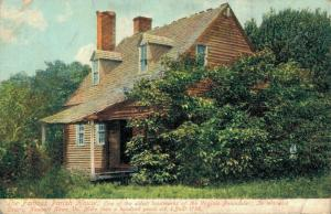USA Warwick County Virginia Parish House Oldest House 02.66