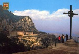 POSTAL 57368: Montserrat Vista parcial