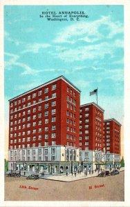 Washington D C Hotel Annapolis