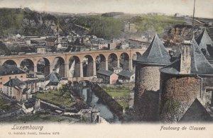 LUXEMBOURG , 00-10s ; Faubourg de Clausen