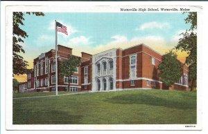Waterville, ME - High School
