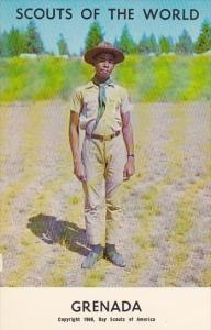 Grenada Boy Scout Jubilee 1968 Boy Scout Uniform