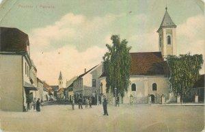 Postcard Croatia Pozdrav z Pakraca
