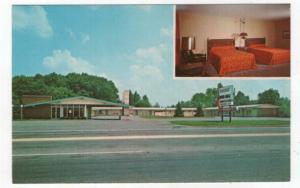 Williamsville, New York, Early Views of The Holiday Motor Lodge