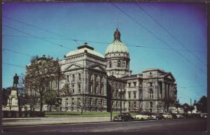 Indiana State House,Indianapolis,IN