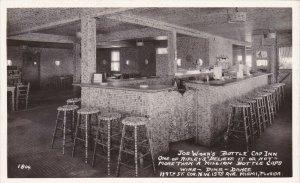 Florida Miami Joe Wiser's Bottle Cap Inn Real Photo sk6659