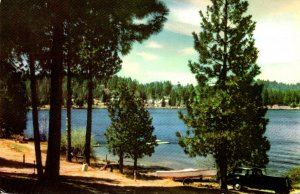 California Lake Arrowhead Mountain Resort