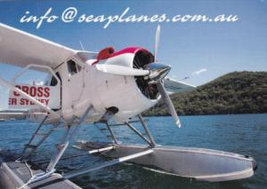 Seaplane , Woolaharaa Sailing Club , ROSE BAY , N.S.W. , Australia , 70-90s