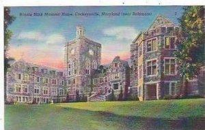 Maryland Baltimore Bonnie Blink Masonic Home Cockeysville