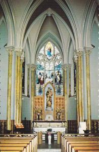 Sanctuaire National Notre-Dame du Sacre-Coeur,  Quebec,   Canada,  40-60s
