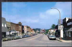 Main Street,DowntownIola,WI