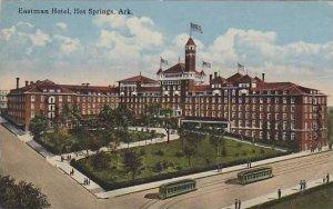 Arkansas Hot Springs Eastman Hotel