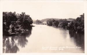 RP: ROMNEY, West Virginia, 1930s-50s; South Branch of Potomac River