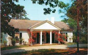 Little White House, FDR Roosevelt Cottage, Warm Springs, Georgia