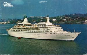 M/S Sea Venture 1972