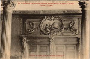 CPA Paris 3e Paris Dessus de porte de l'antichambre des appartements (313869)