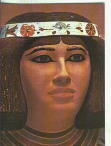 Postal 000813: Arte Egipcio: Princesa Nofrit