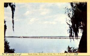 Florida Green Cove Springs Shands Bridge Dexter Press