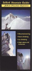 Selkirk Mountain Guides, Mountaineering , Revelstoke , B.C. , Canada , 1970-80s