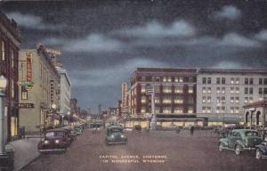 Capitol Avenue,Cheyenne, Wyoming,30-40s