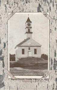 CANDIA VILLAGE, New Hampshire , PU-1909 ; Baptist Church
