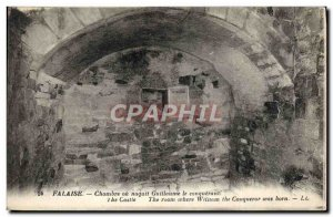 Postcard Old House Falaise William the Conqueror Was born or