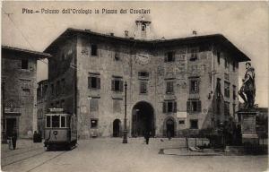 CPA PISA Palazzo dell'Orologio in Piazza del Cavaleri. ITALY (467915)