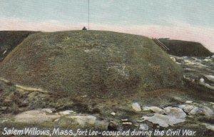 SALEM WILLOWS , Mass. , 00-10s ; Fort Lee