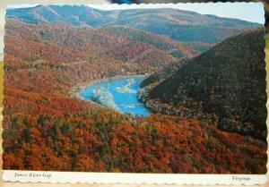 United States James River Gap Virginia - unposted