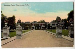 Emerson Place, Watertown NY