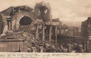 Valparaíso Earthquake, despues del Terremoto , Chile, 1906