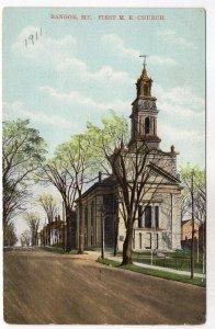 Bangor, Me, First M. E. Church