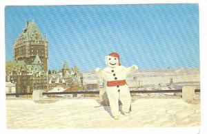 Carnaval De Quebec, Canada, 40-60s