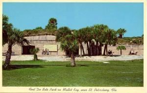 FL - Mullet Key, Fort DeSoto Park