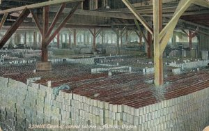 USA 2500000 Cans of Canned Salmon Astoria Oregon 04.24