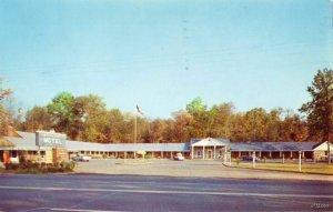 TOWN & COUNTRY MOTEL FALMOUTH, VA 1961