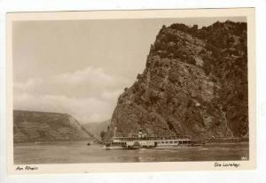 RP, Am Rhein, Die Loreley, Germany, 1920-40s