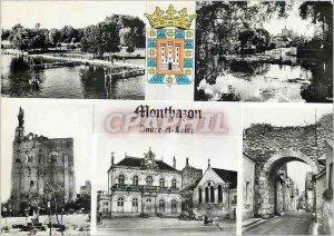 Postcard Modern Montbazon Indre et Loire