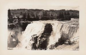 RP: FORT WILLIAM , Ontario , 30-40s ; Waterfalls