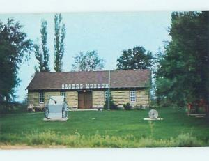 Pre-1980 MUSEUM SCENE Maquoketa Iowa IA hr1303